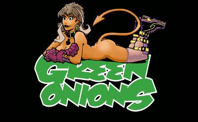 Green Onions: The I-Ching Saga